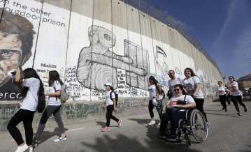 Thousands take part in 6th annual Palestine Marathon